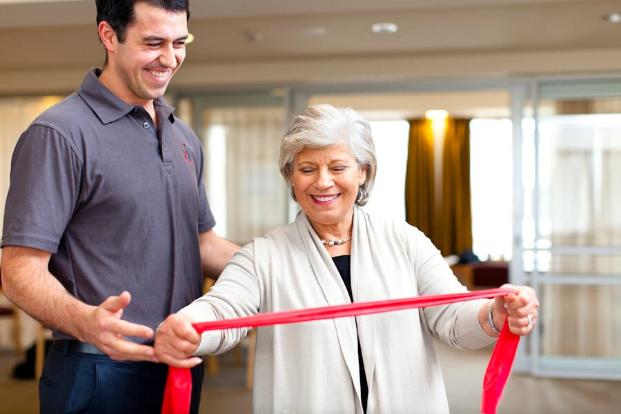 Aged Care Physiotherapy