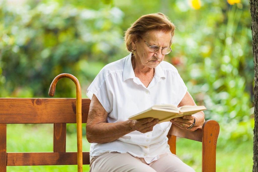 eyesight age